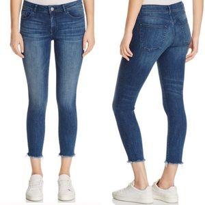 DL1961 Florence Instasculpt Cropped Jeans 28
